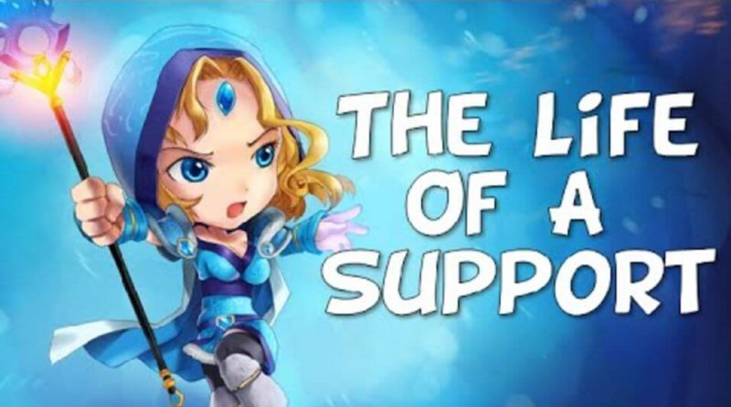 Hero Support Favorit Di Dota 2 Patch 7.02